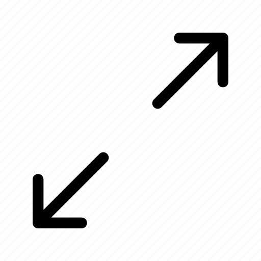 arrow, arrows, expand, left, resize, right, up icon