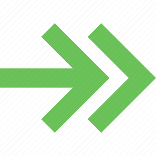 arrow, direction, forward, next, pointer, right icon