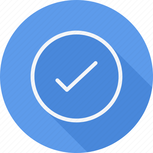 Arrow, arrows, direction, navigation, pointer, sign, check icon - Download on Iconfinder