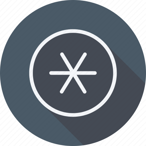 arrow, bookmark, direction, favorite, navigation, pointer, sign icon