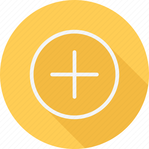 Arrow, arrows, direction, navigation, pointer, sign, plus icon - Download on Iconfinder