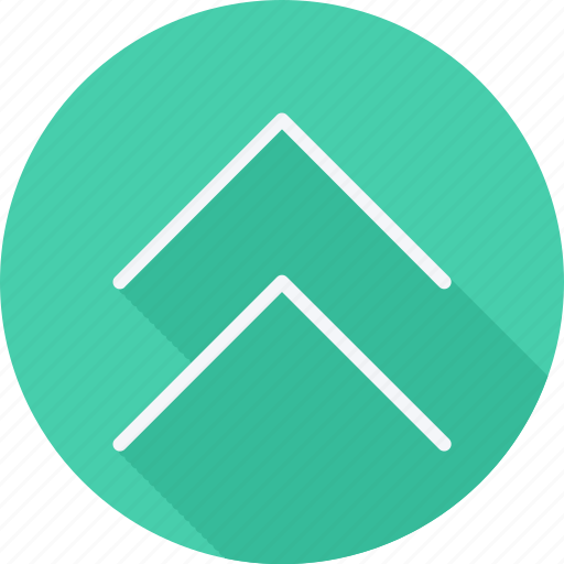 arrow, arrows, direction, navigation, pointer, sign, up icon