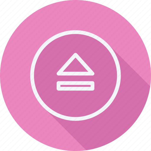 Arrow, direction, navigation, pointer, sign, open, up icon - Download on Iconfinder