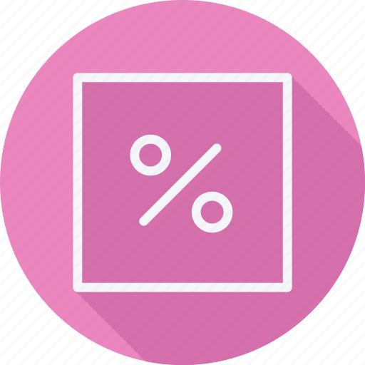 Arrow, direction, navigation, pointer, sign, discount, persentage icon - Download on Iconfinder