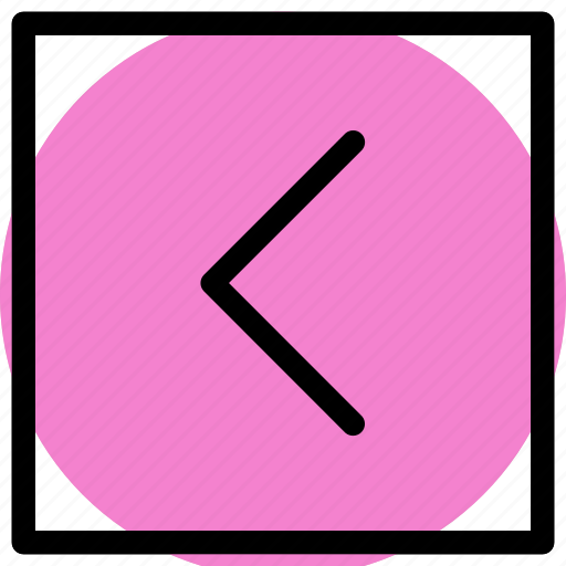 arrow, arrows, direction, directional, left, navigation, previous, sign icon