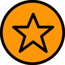 arrow, arrows, direction, directional, favourite, navigation, sign, star icon