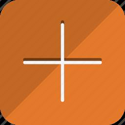 arrow, arrows, direction, move, navigate, navigation, plus icon