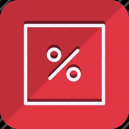 arrow, arrows, discount, move, navigate, navigation, persentage icon