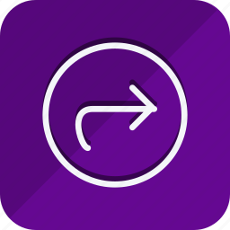 arrow, arrows, curve, direction, move, navigation, pointer icon
