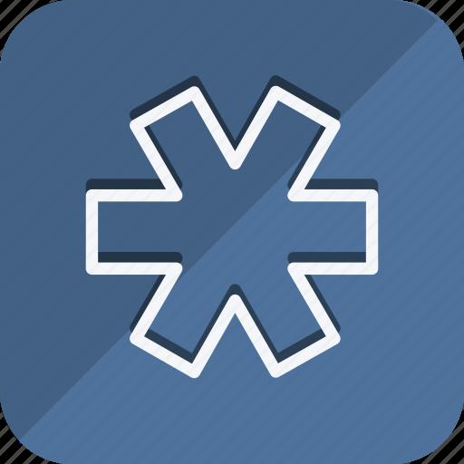 arrow, arrows, badge, bookmark, favorite, move, navigation icon