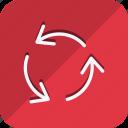 arrow, arrows, direction, move, navigate, navigation, exchange
