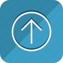 arrow, arrows, direction, move, navigate, navigation, upload