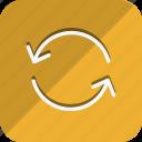 arrow, arrows, direction, move, navigate, navigation, refresh