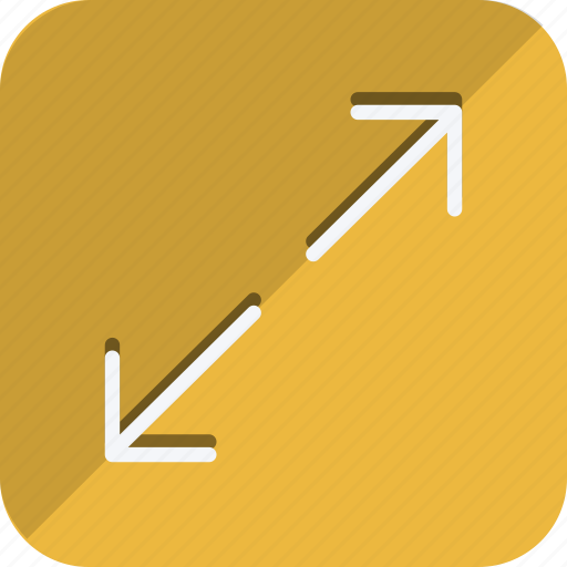 arrow, arrows, compress, direction, navigation, pointer, shrink icon