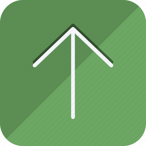 arrow, arrows, direction, move, navigate, navigation, upload icon