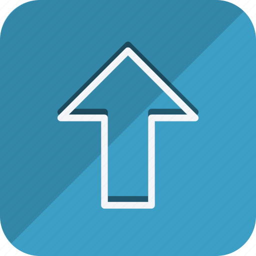 Arrow, arrows, direction, move, navigation, up, upload icon - Download on Iconfinder
