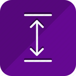 arrow, direction, expand, fullscreen, maximize, move, navigation icon