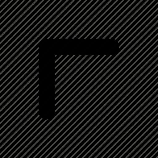arrow, navigation, panah5 icon