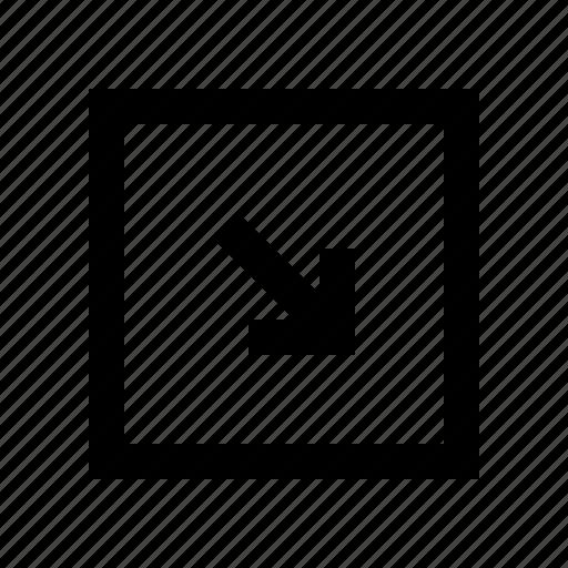 Arrows, diagonal, arrow icon - Download on Iconfinder