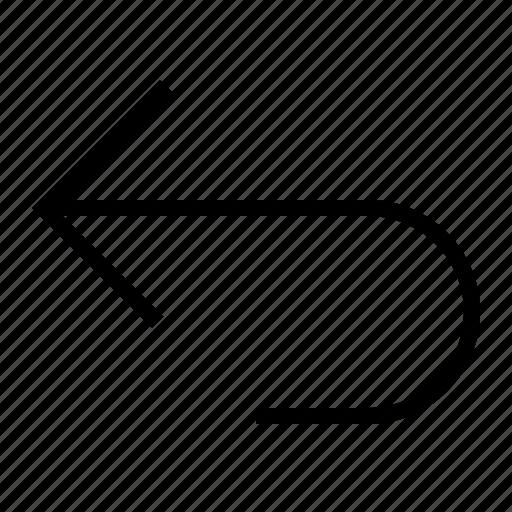 admin, arrow, back, guide, return icon