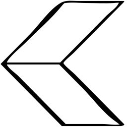 back, direction, exit, point, pointer icon
