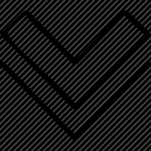 direciton, downloading, point, pointer icon