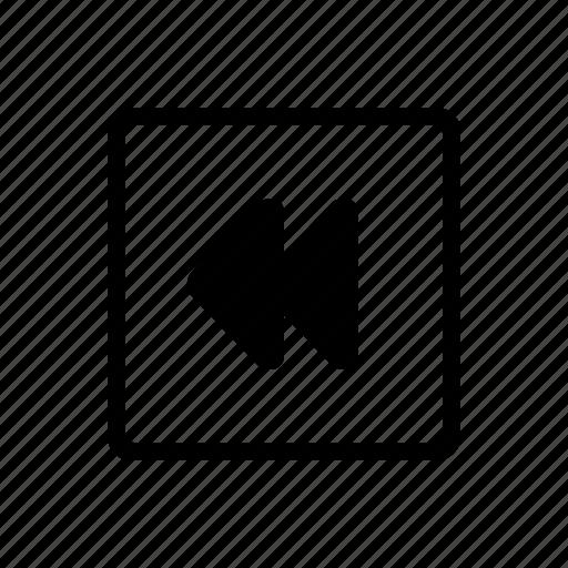 arrow, arrows, back, direction, left, navigation, pointer icon