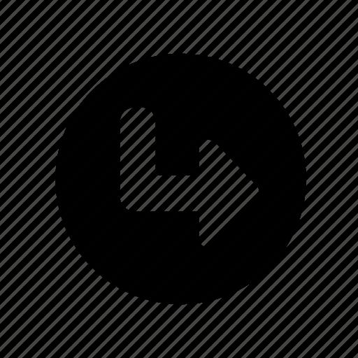 arrow, arrows, direction, navigation, next, pointer icon
