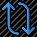 repeat, loop, refresh, arrow, arrows