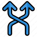 shuffle, random, arrow, arrows, direction