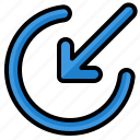 target, arrow, arrows, direction, user