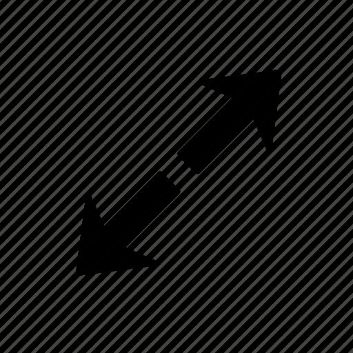 Arrow, corners, right, divide, section, splinter, split icon - Download on Iconfinder