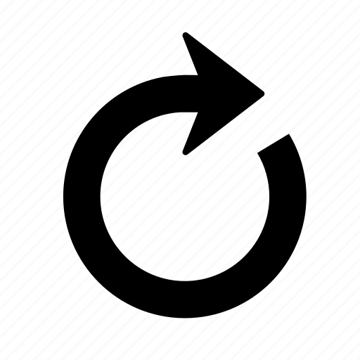 arrow, load, refresh, repeat, right, sync icon