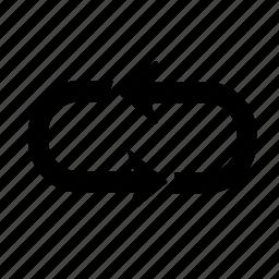 arrow, direction, loop, refresh, reload, repeat, retweet icon