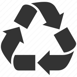 cycle, dustbin, environment protection, recycle bin, recycling, rotate, trash icon