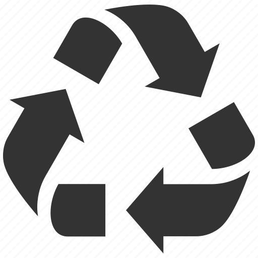 cycle, environment protection, garbage, recycle bin, recycling, rotate, trash icon