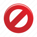 alert, caution, forbiden, sign, warning icon
