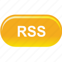 internet, online, rss, seo, web, website icon