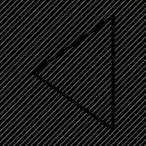 Arrow, directon, left, slide, sign icon - Download on Iconfinder