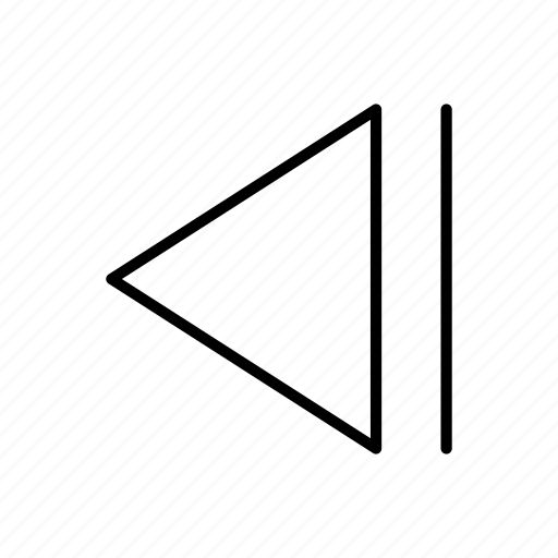 Arrow, arrows, direction, last track, left arrow, move, point icon - Download on Iconfinder
