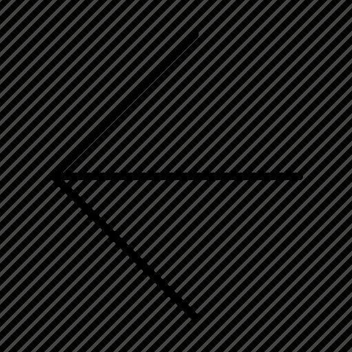 arrow, arrows, direction, left, left arrow, move, point icon