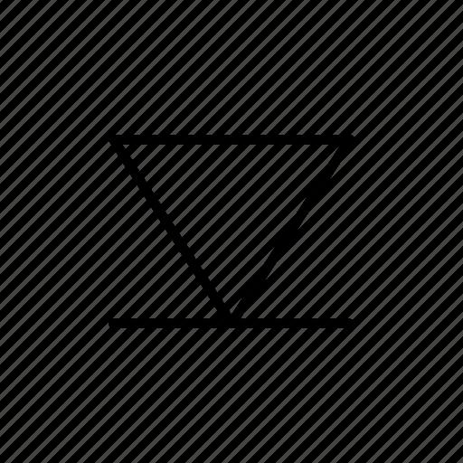 arrow, arrows, direction, down arrow, download, move, point icon