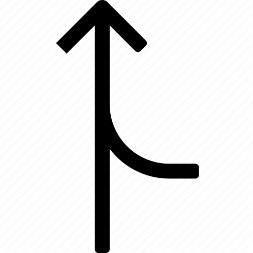 alternate, merge, motion, process, route, unite icon