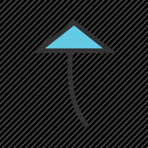 Arrow, design, direction, pointer, round, sign, up icon - Download on Iconfinder