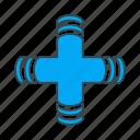 arrow, direction, navigation, ui