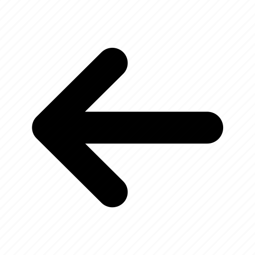 arrow, left, tiny icon
