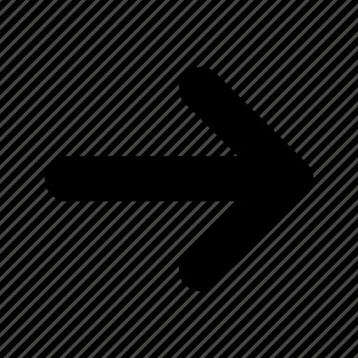 arrow, right, tiny icon