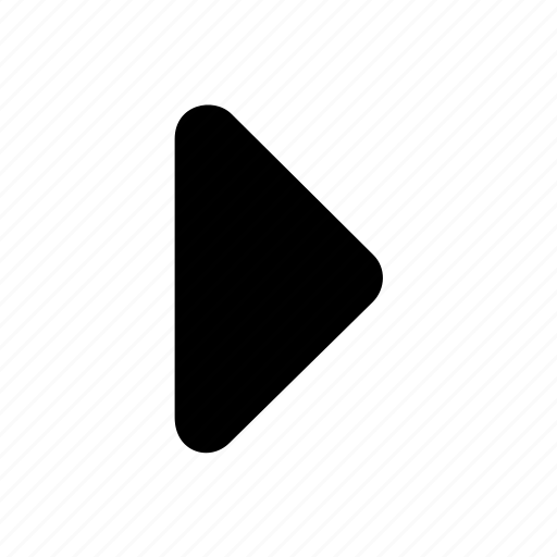 right, triangle icon