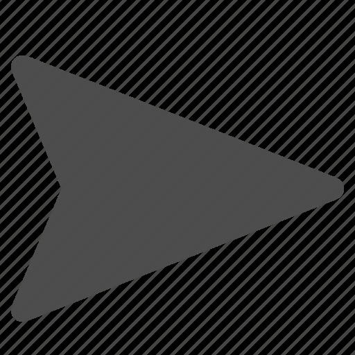 how to add arrow shape to doc