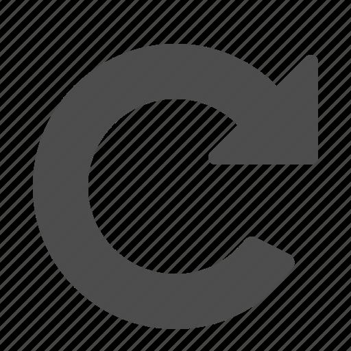 arrow, arrows, browser, refresh, reload, web icon